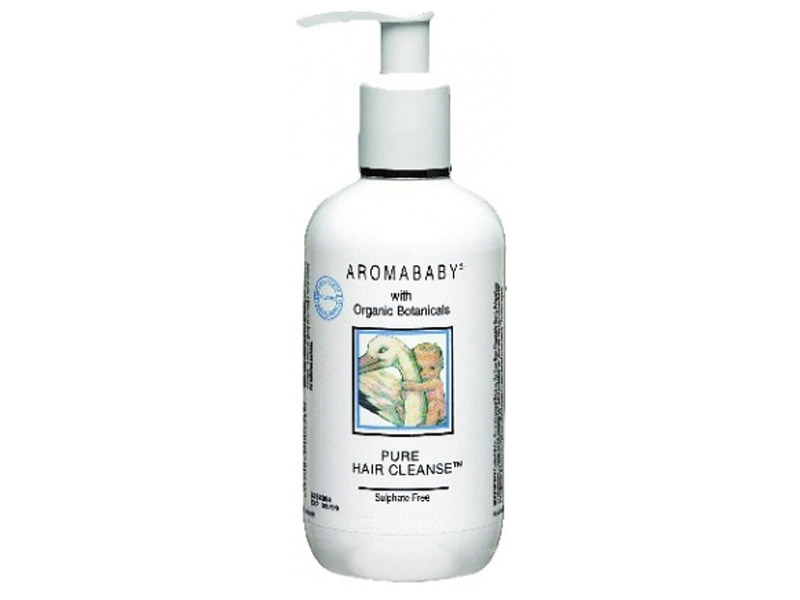 Aromababy Pure Hair Cleanse - Eczema Treatment and Care